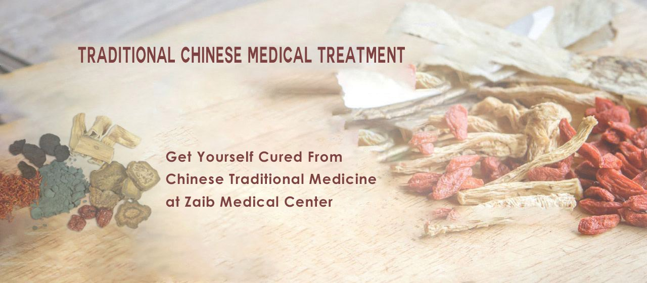 chinese traditional medicine treatment