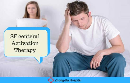 SF central activation therapy for impotence