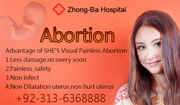 painless abortion