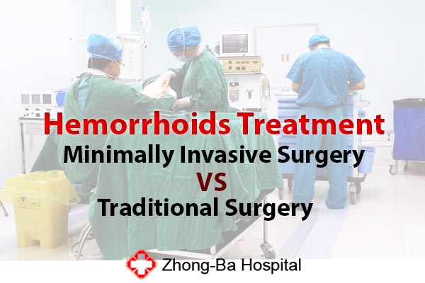 Hemorrhoids Surgery