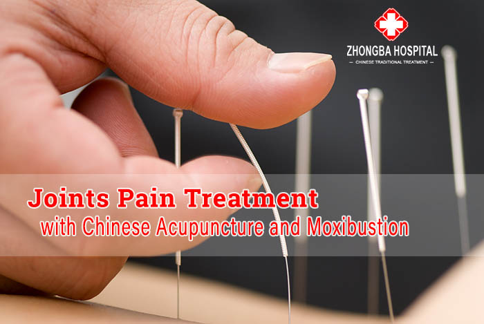 Joint Pain Treatment by Acupuncture and Moxibustion
